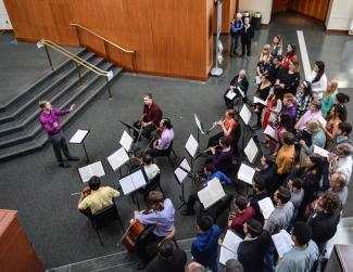 Bach Cantata: Erschallet, ihr Lieder, BWV 172