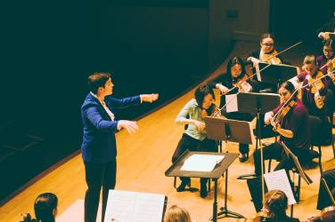 Conductor Concert Image