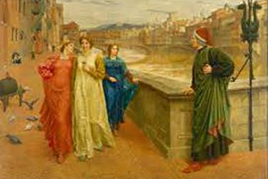 Dante at 750