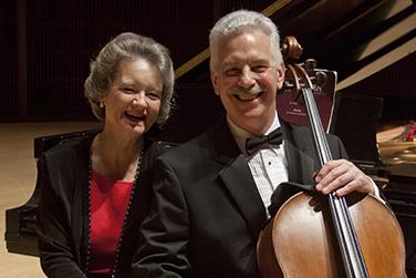 Norman Fischer and Jeanne Kierman