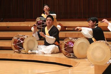 Korean Percussion Ensemble