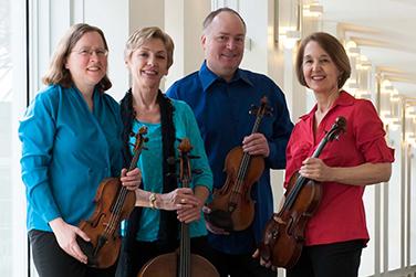 Left Bank String Quartet