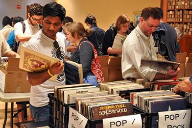 Library Sale - NextNOW Fest 2016