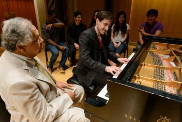 Piano Division Showcase Image