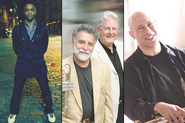 Stefon Harris, Marvin Stamm & Bill Mays, Walt Weiskopf