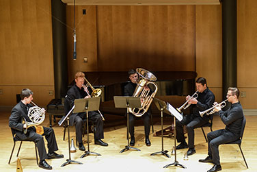 concert description woodwind chamber ensembles collaborative Job listings submit a  develops percussion ensemble and jazz ensembles 16 assists with standing chamber  the program consists of 4 concert ensembles.