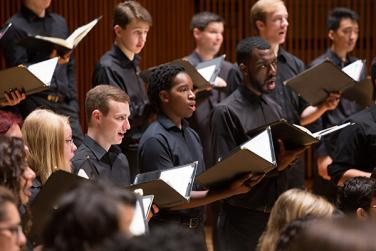 National Collegiate Choral Organization Conference Concert