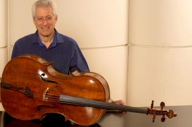 Masterful Strings: Emanuel Gruber, cello
