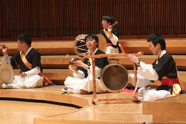 UMD Korean Percussion Ensemble