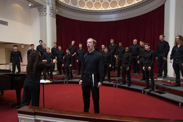 University of Maryland Men's Chorus Invitational