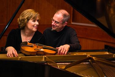 Faculty Artist Series: Stern and Andrist Duo