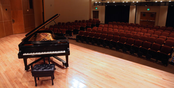 Ulrich Recital Hall
