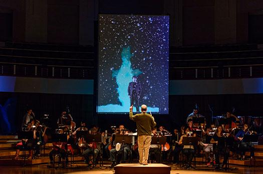 UMD Symphony Orchestra & UMD Chamber Singers: Little Match Girl Passion and The Nutcracker