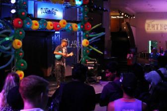 Addi Somekh Balloon Music - NextNOW Fest 2016