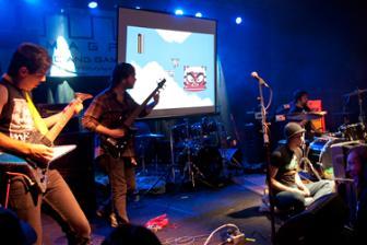 Bit Brigade - NextNOW Fest 2016