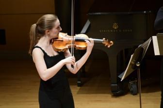 Concerto Competition Prelims