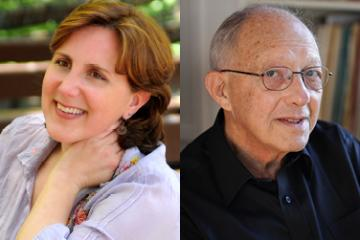 Dawn Upshaw and Gilbert Kalish