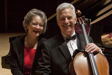 Norman Fischer and Jeanne Kierman