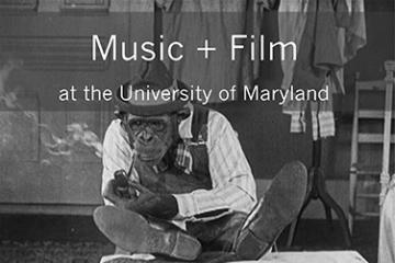 Music and Film at Maryland