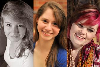 Riley Bartlebaugh, Mariel Berlin-Fischler, Natalie Ann Piegari