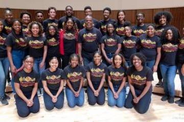 Maryland Gospel Choir Concert