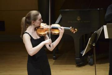 Student Honors Noon Recital