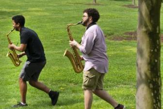 Outdoor Jazz Finale
