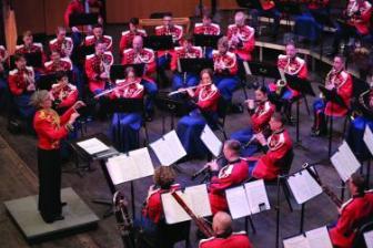 U.S. Marine Band Public Concert Image